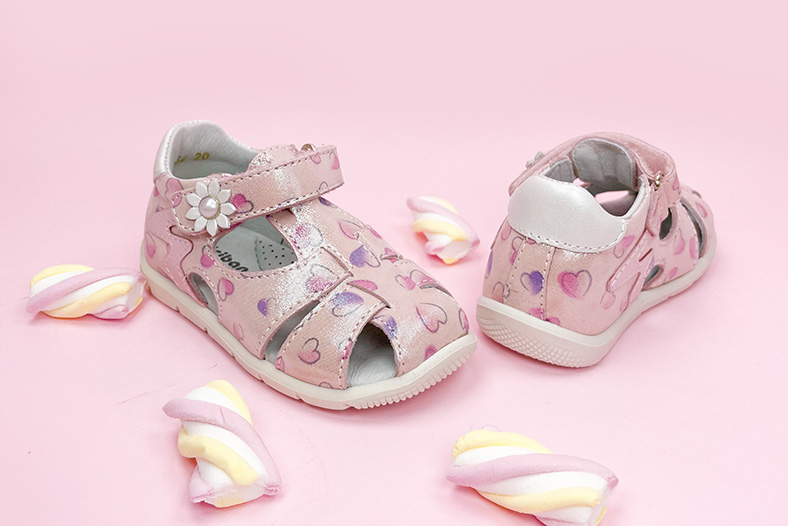 baner sandale devojcice