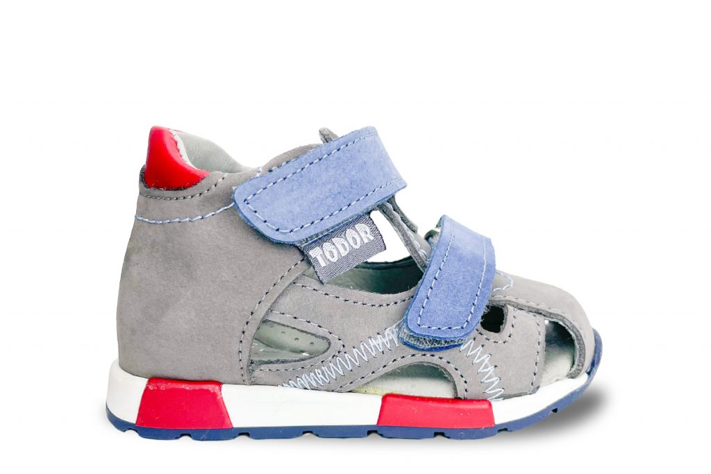 Todor 21479 gray/red